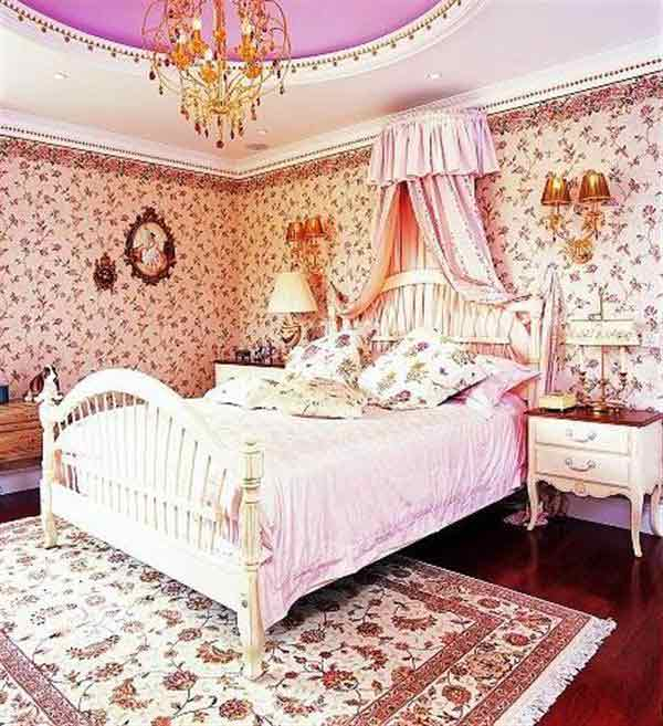 Bedroom Wallpaper Ideas Decorating