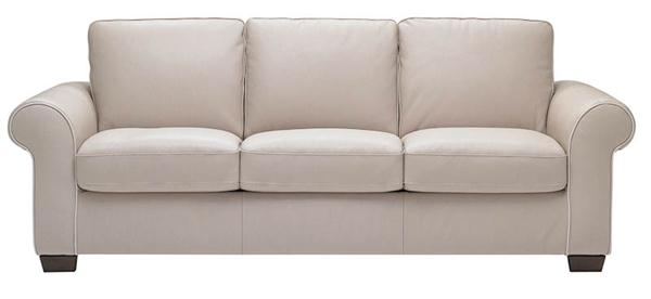 Comfortable White Sofa