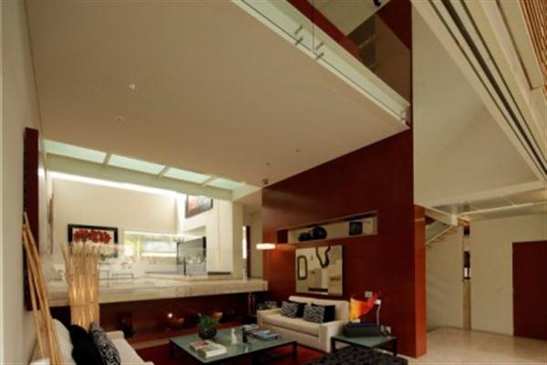 Contemporary Home Living Room Design