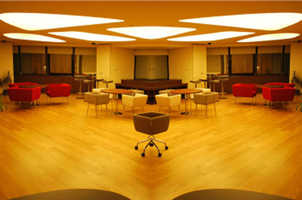 Contemporary Office Lighting Design