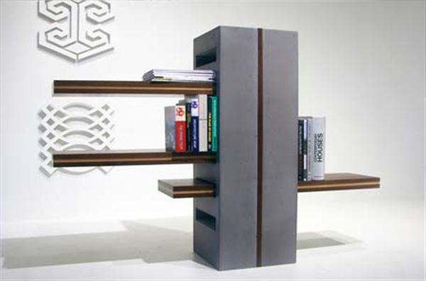 Contemporary Shelves Design