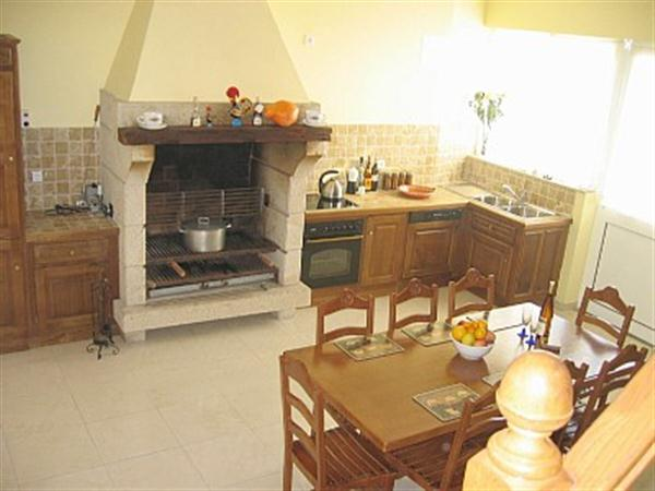 Country Villa Apartment Kitchen