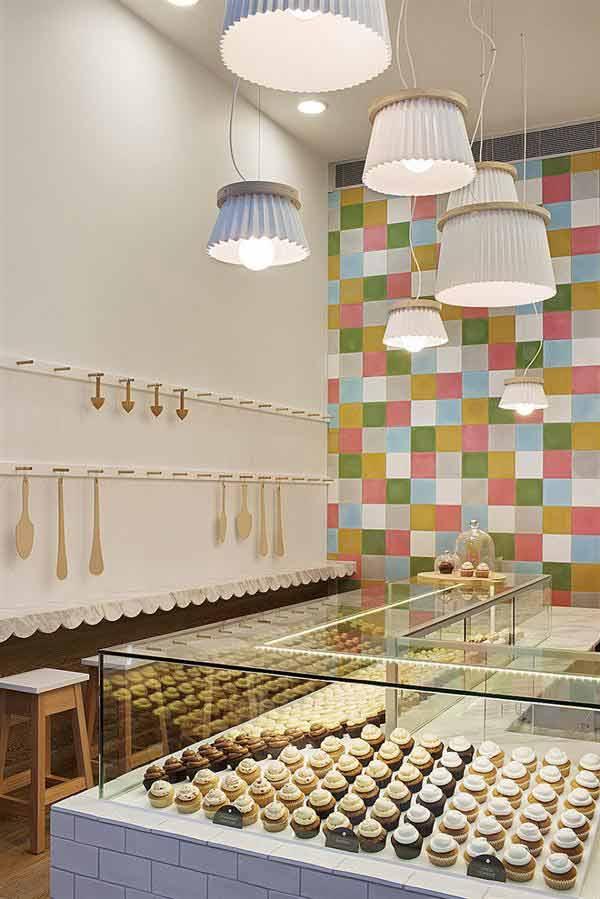 Cupcake Interior Design