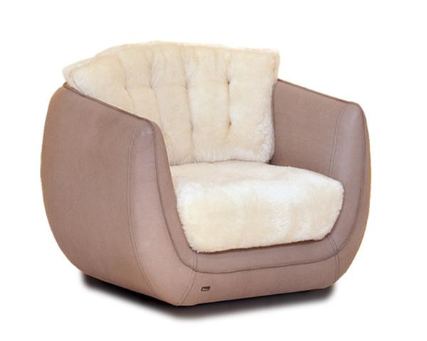 Cupcake Sofa Brown