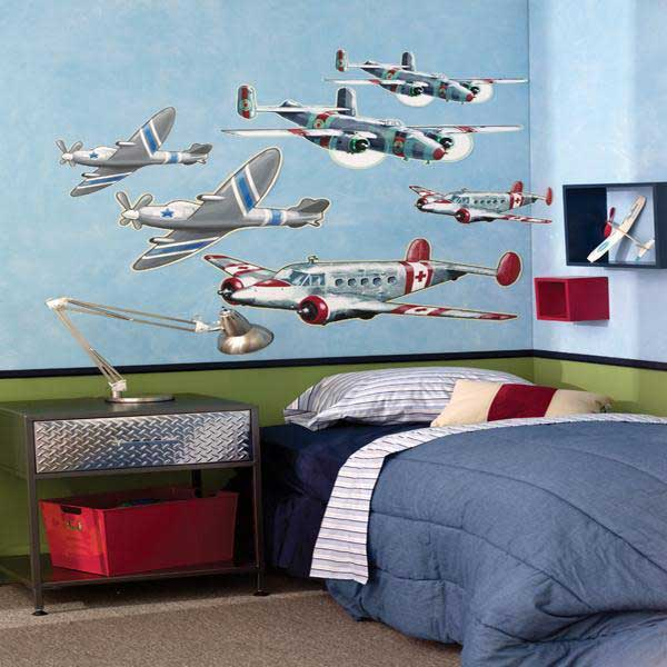 Decorative Bedroom Wall Ideas