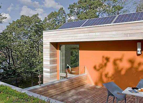 Eco Friendly Green Home Designs