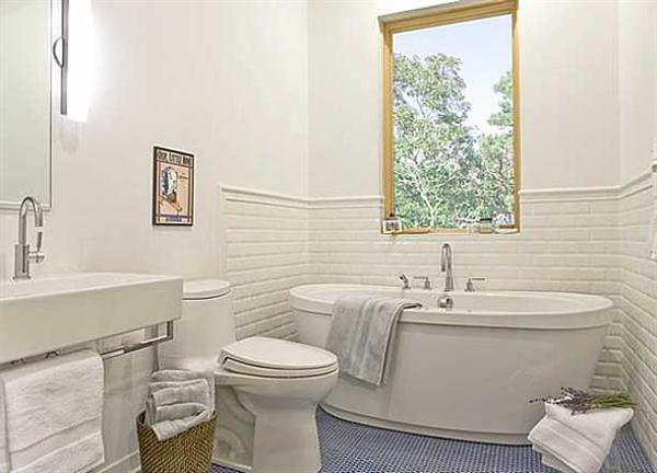Eco Bathroom Design Ideas ~ Eco friendly home design with amazing colorful paint ideas