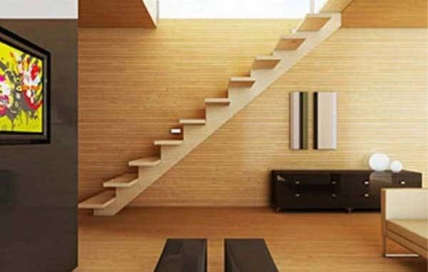 Eco Friendly Interior Stairs