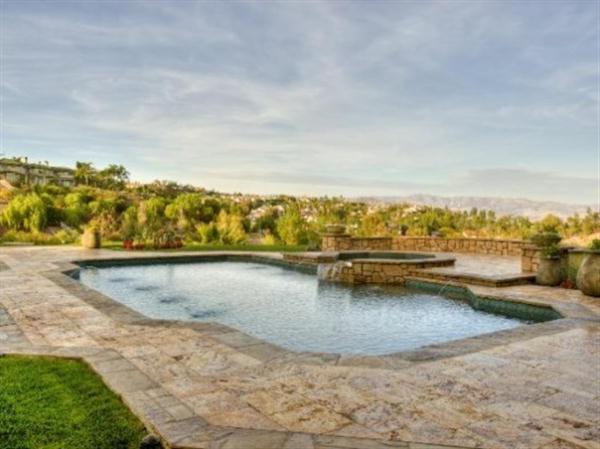 French Farm House Swimming Pool