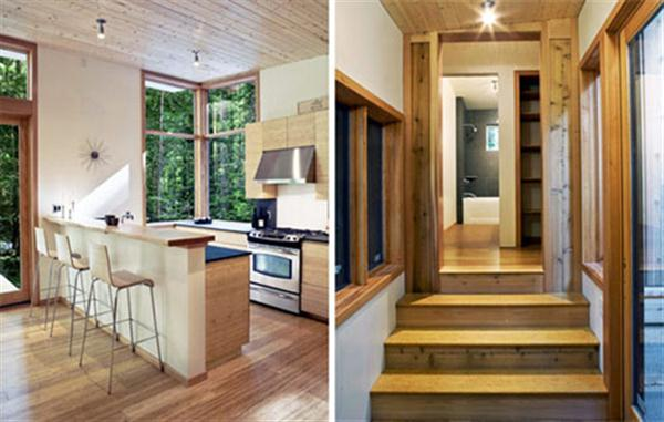 Green Prefab Home Designs