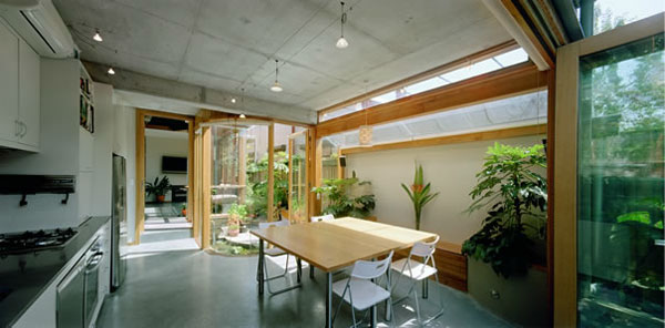 Greenhouse Interior Design Ideas