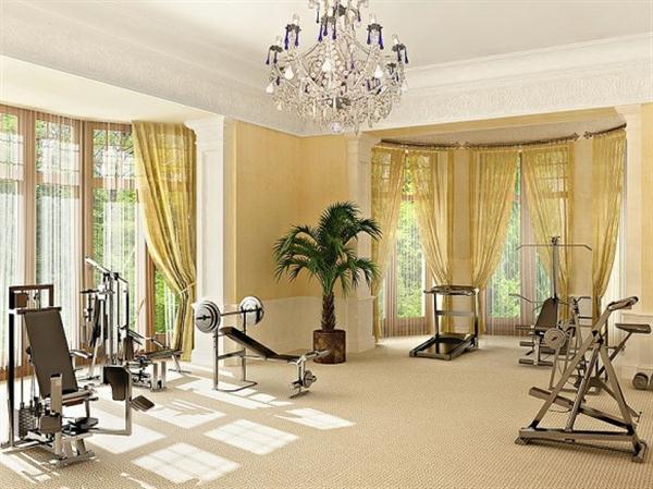 Home Gym Designs
