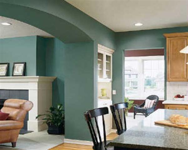 Home Interior Painting Color Schemes