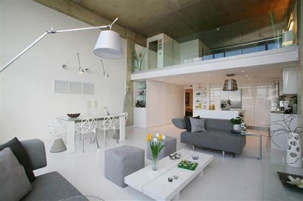 Interior Design High Ceiling