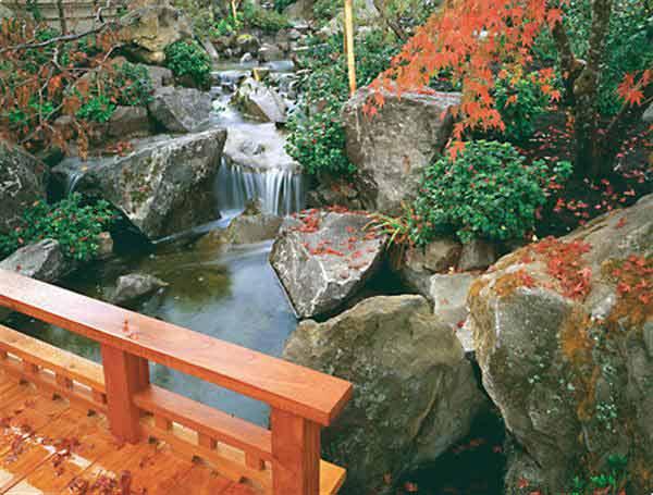 Japanese Garden Design Examples