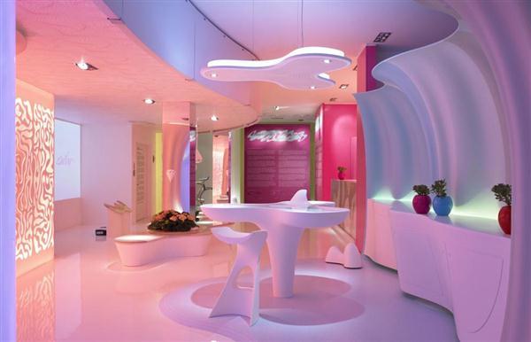 Karim Rashid Apartment Interiors