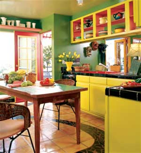 Kitchen Color Modern Ideas