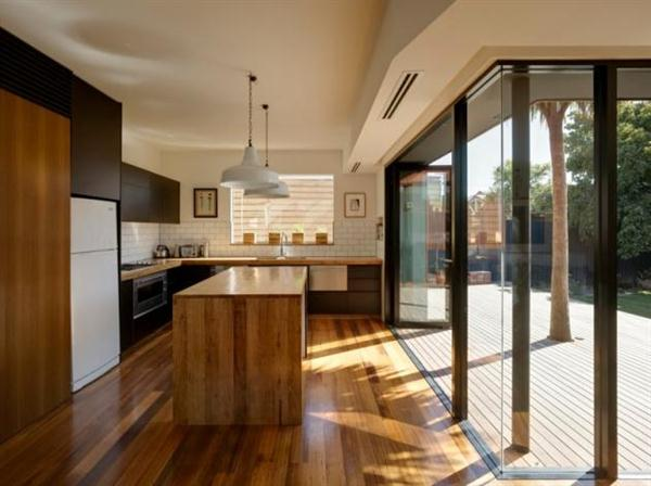 Kitchen Design Timber Home Design