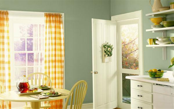 Color Combinations And Color Accents For Kitchen Paint Ideas Interior Design Ideas