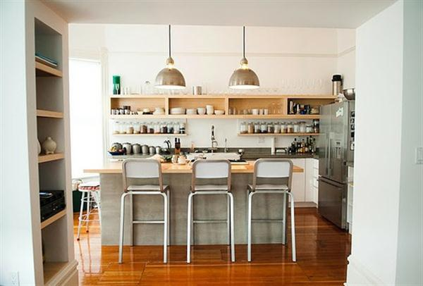 Kitchen Shelving Design