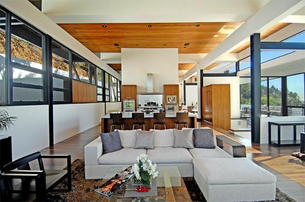 Luxury Contemporary Home Design Kitchen