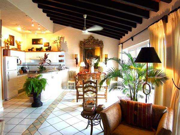 Mexican Interior Design Kitchen
