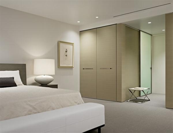 Minimalist Apartment Interior Design Bedroom