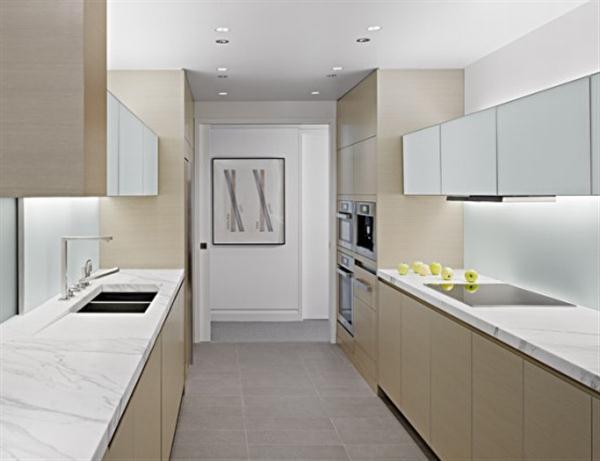 Minimalist Apartment Interior Design Kitchen
