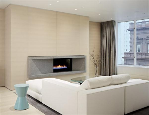 Minimalist Apartment Interior Design Living Room