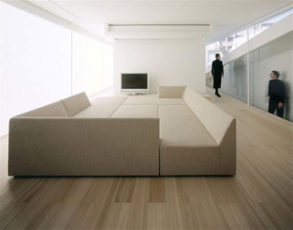 Minimalist Interior Design Living Room