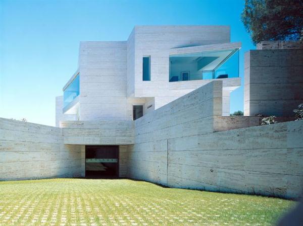 Modern Homes In Spain
