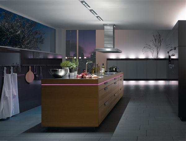 Kitchen Lighting Design Ideas