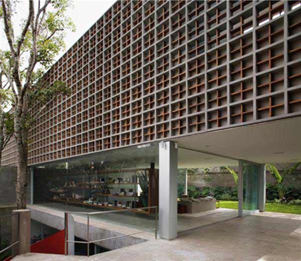 Modern Minimalist Exterior Design
