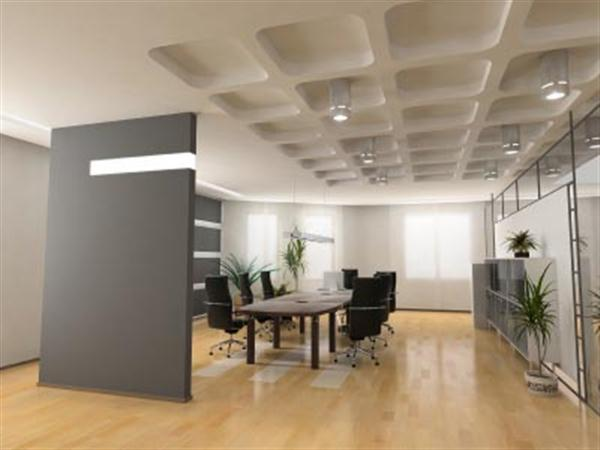 Modern Office Lighting Ideas