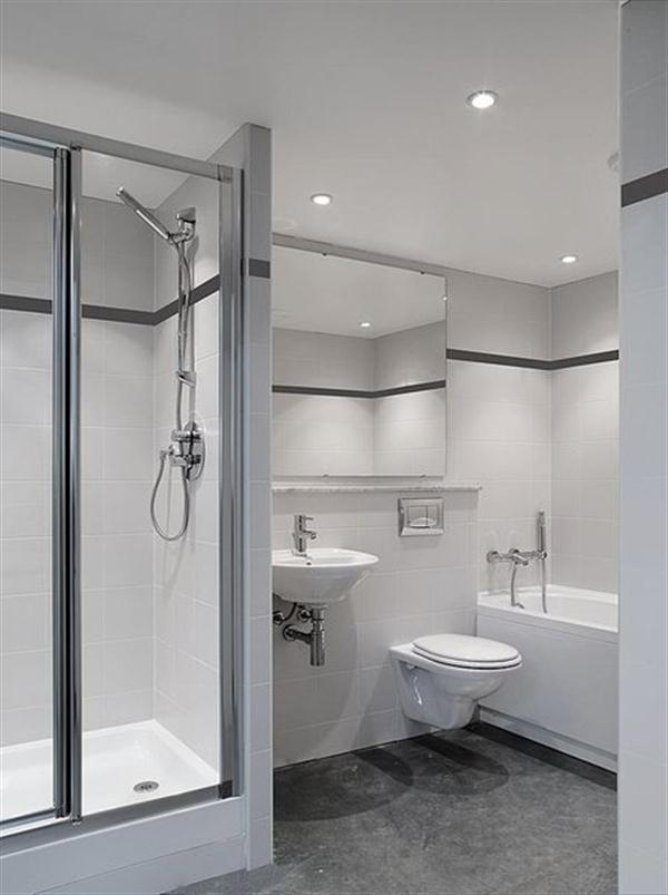 Contemporary Modular Prefabricated Bathroom From