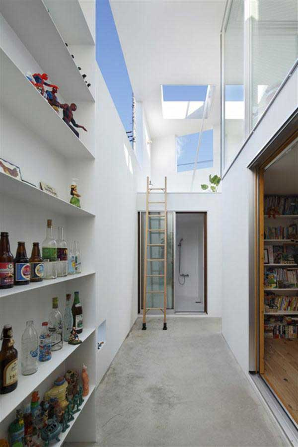 Open Space Small House