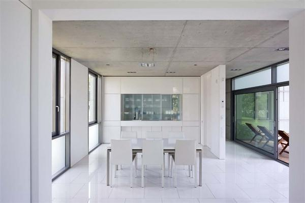 Prefab Home Interiors Dining Room