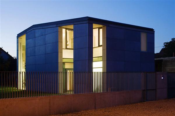 prefabricated concrete home design home decor now. Black Bedroom Furniture Sets. Home Design Ideas