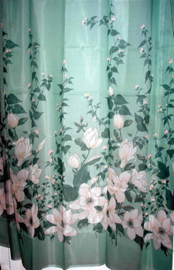 Shower Curtain Bathroom Decorating