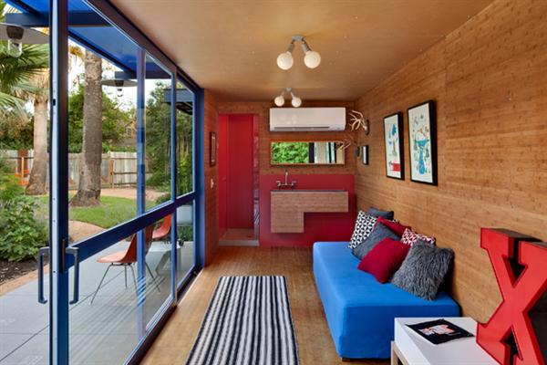 Small Prefab Home Design