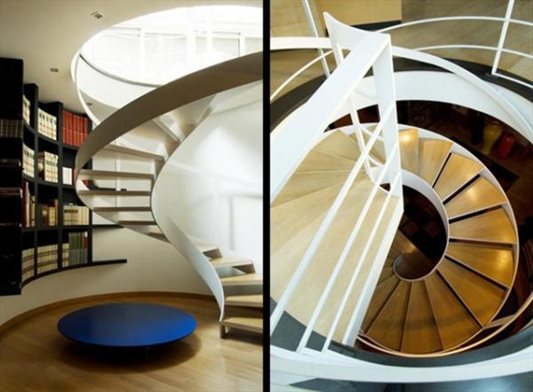 Spiral Staircase Modern