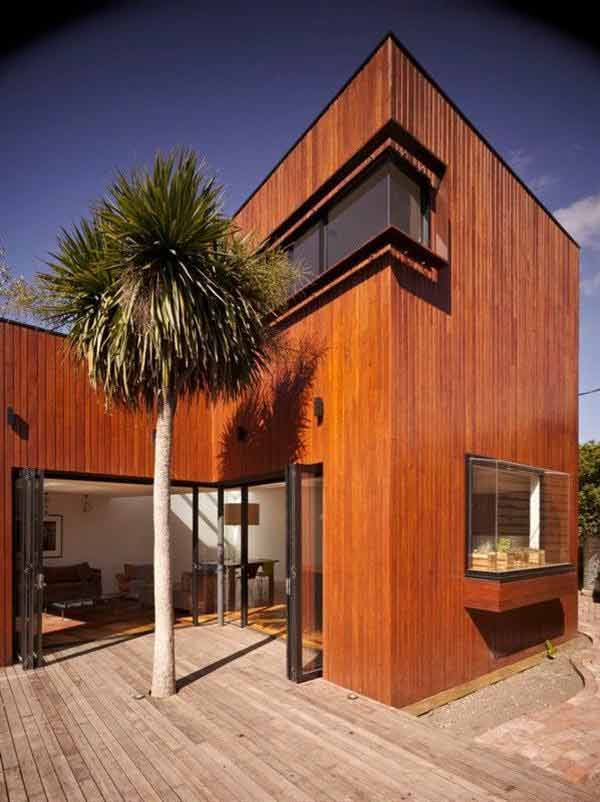 Timber House Design
