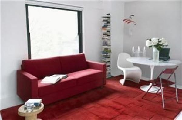 Tiny Studio Apartment Interior Design