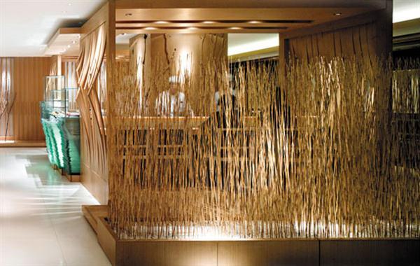 Apply Traditional Asian Interior Design At Nishimura