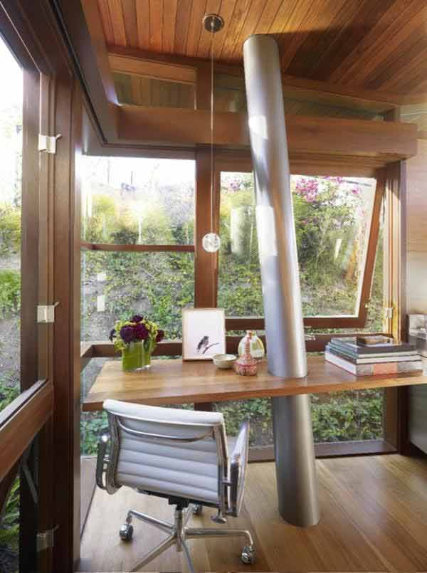 Tree House Design Home Office