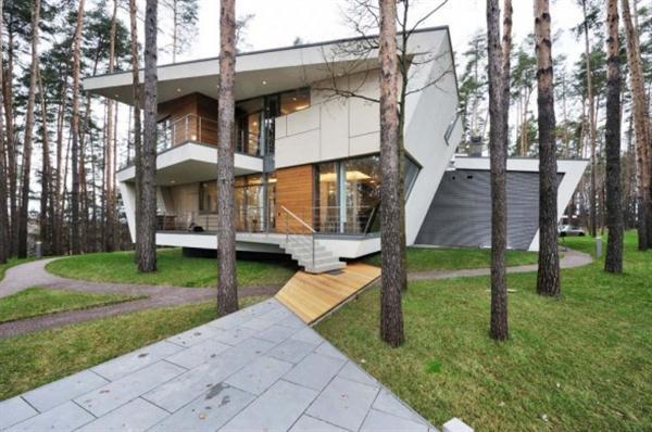 Unique Architectural Home Designs