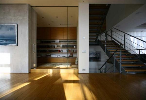 Unique Design Architectural Woodwork