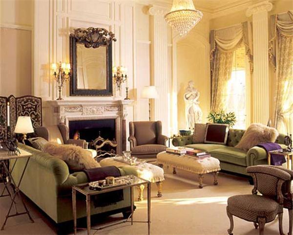 Victorian Style Interior Designing