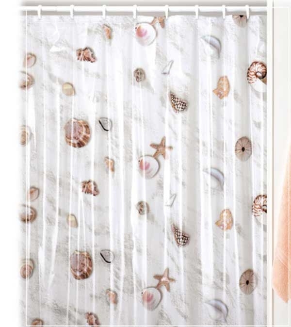Vinyl Curtains For Bathroom