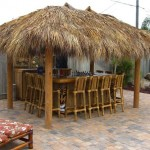 Building A Tiki Bar
